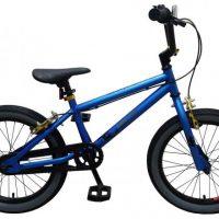 crossfiets blauw 18 inch