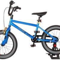 crossfiets 16 inch blauw