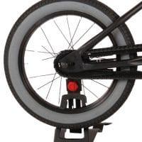 crossfiets 16 inch zwart