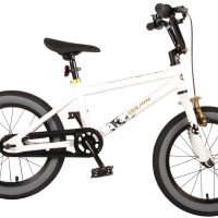 crossfiets 16 inch wit